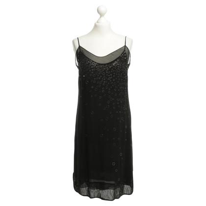 Strenesse Blue Schort jurk in zwart