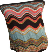Missoni Bandeautop made of knit