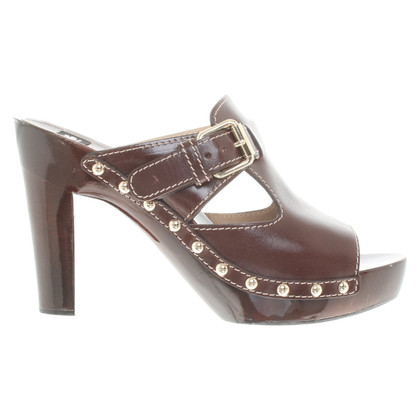 D&G Sandals in brown