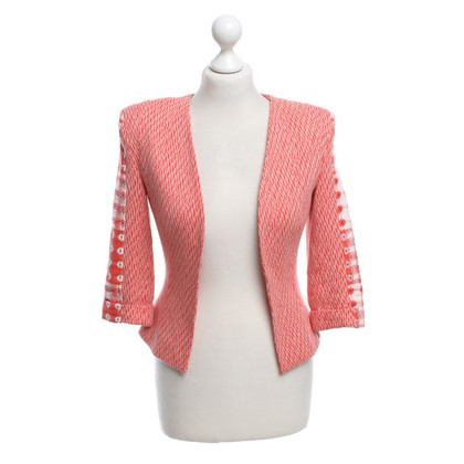 Thu Thu Blazer with pattern