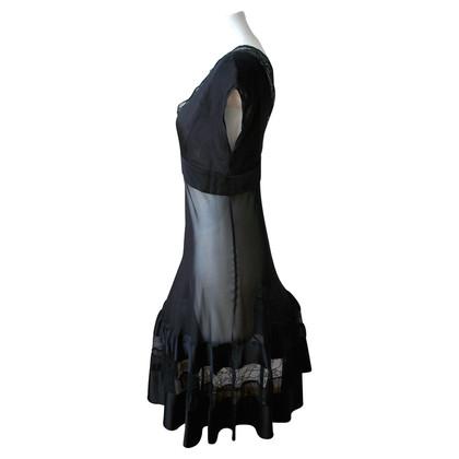 Diane von Furstenberg Lace silk dress
