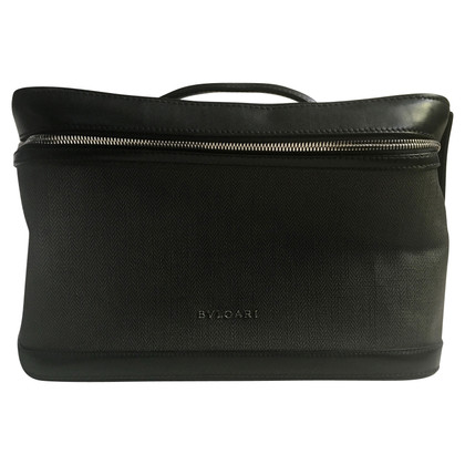 Bulgari Makeup Bag
