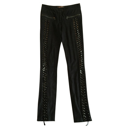 Roberto Cavalli Pantalone camochio stretch 38 IT
