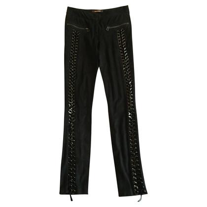 Roberto Cavalli Pant stretch trouser 38 IT