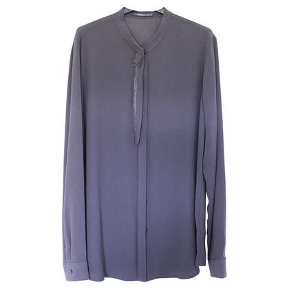 René Lezard Knop blouse