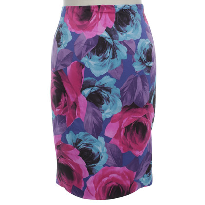 Karen Millen skirt with floral print