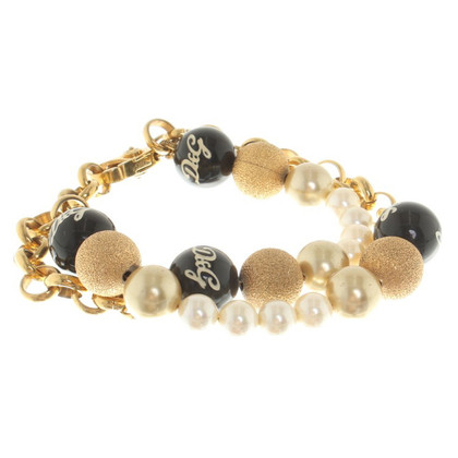 Dolce & Gabbana Gold colored bracelet