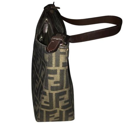 Fendi Handtasche mit Zucca-Muster
