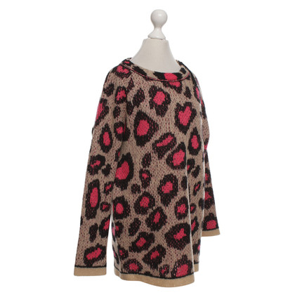 Marc Cain Strickpullover im Animal-Look