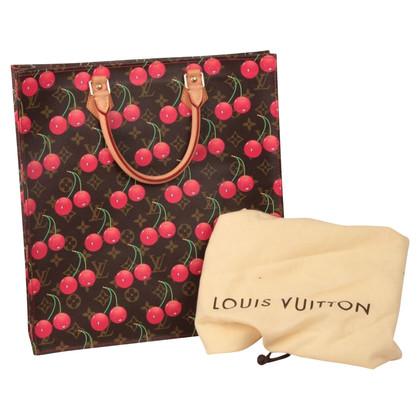 """Louis Vuitton """"Ca1d09e3 Plat Monogram Cerises"""""""