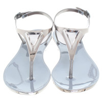 Stuart Weitzman Sandals in silver