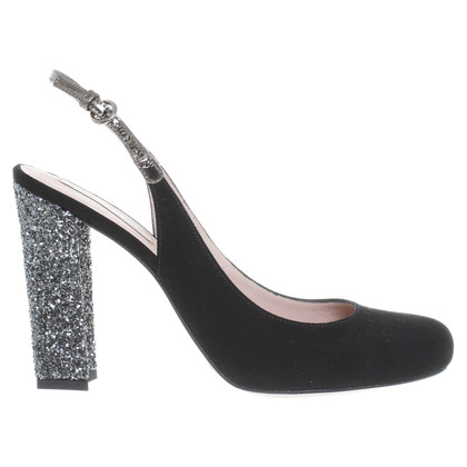 Pura Lopez pumps in zwart