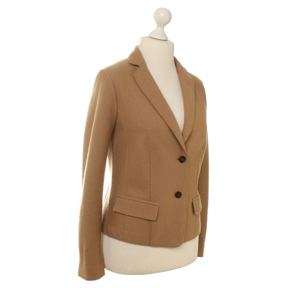 Marc Cain Wollblazer in Camel