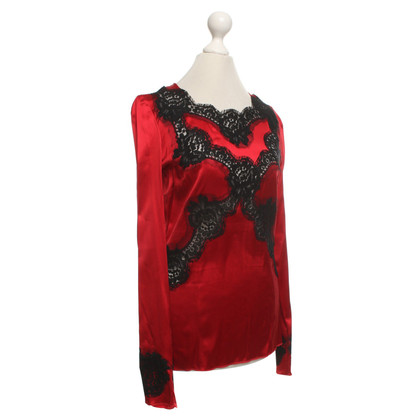 Dolce & Gabbana Blouse in red