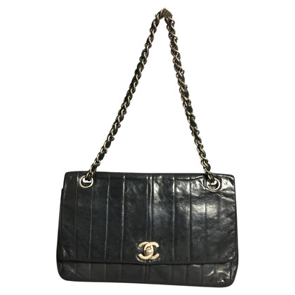 Chanel Flap Bag in Navy