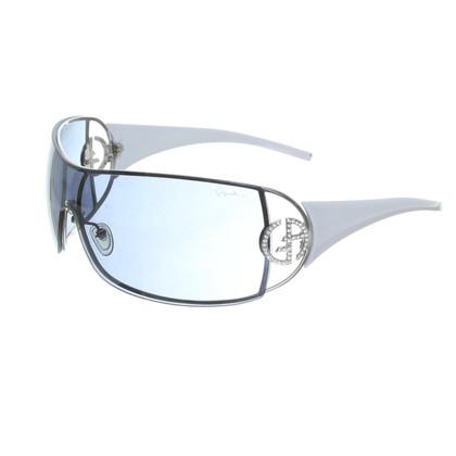 Giorgio Armani Sonnenbrille in Grau