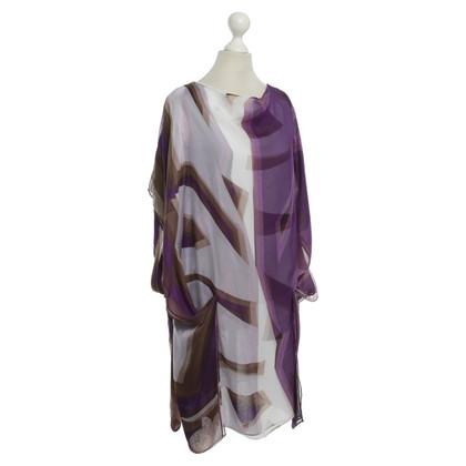 Gucci Silk dress with pattern