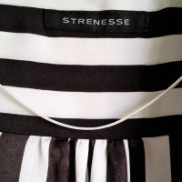 Strenesse striped silk blouse