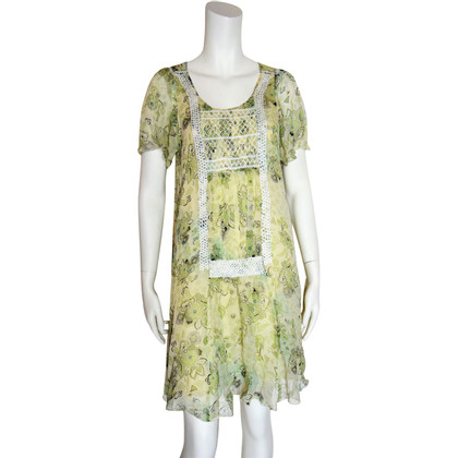 Pinko Zijden jurk
