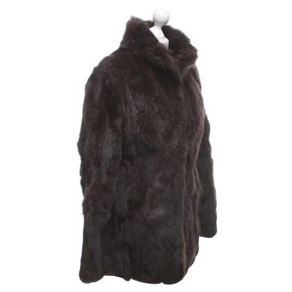 Other Designer Anna Ventura - coat made of fur