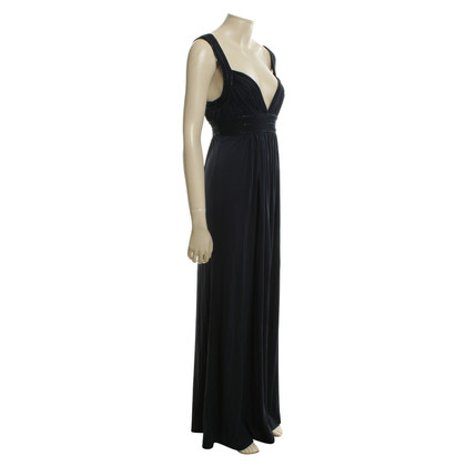 Roberto Cavalli Evening dress in dark blue
