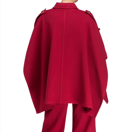 See by Chloé Cape in red