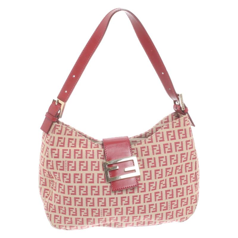 Fendi Baguette Bag Canvas Second Hand Fendi Baguette Bag