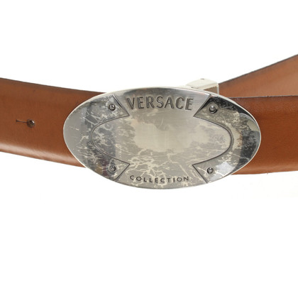 Versace Belt in brown