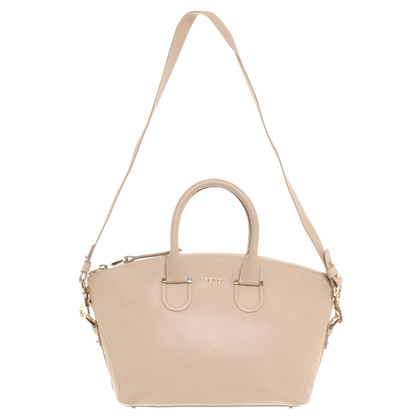 Escada Leather bag in beige
