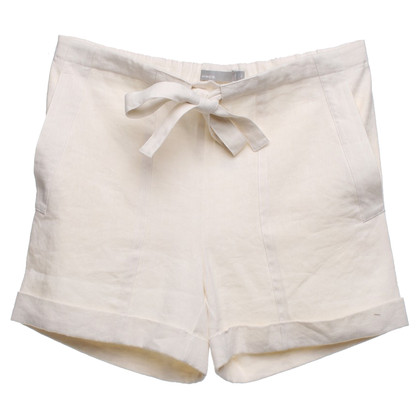 Vince Shorts in natura Bianco