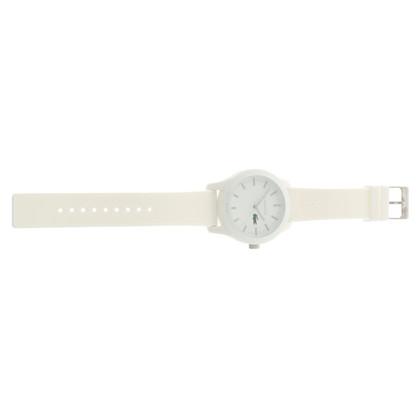 Lacoste Wristwatch in white