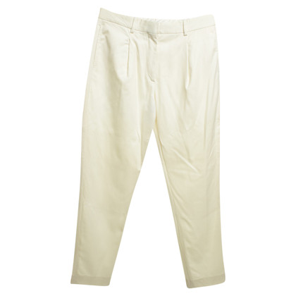 Burberry Pantaloni in crema