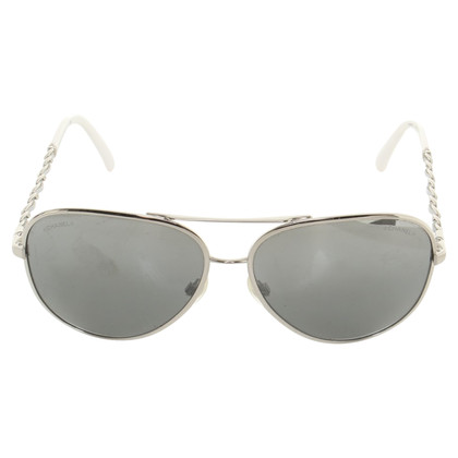 Chanel Metal Sunglasses