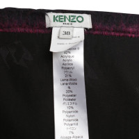 Kenzo skirt with pattern