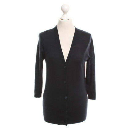 Jil Sander Cardigan in dark blue