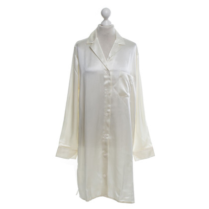 La Perla Silk blouse in cream