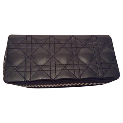 Christian Dior makeup bag