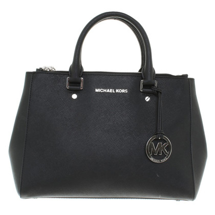 Michael Kors Sutton MD Satchel nero