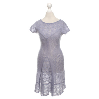 Philosophy di Alberta Ferretti Knit dress in purple