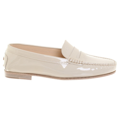 Tod's Patent leather slippers