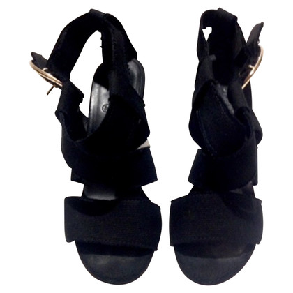Chanel Sandals with wedge heel
