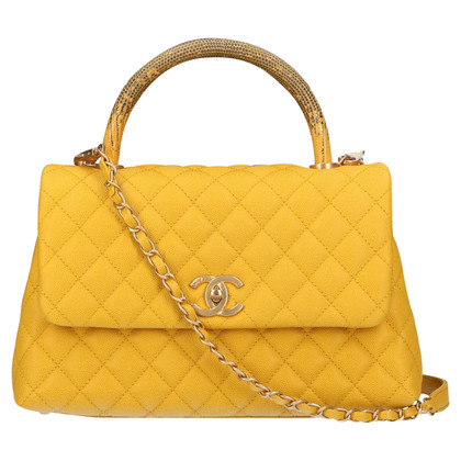 "Chanel ""Top Handle Flap Bag"""