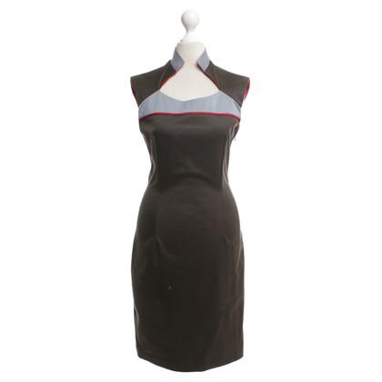 Armani Kleid in Tricolor