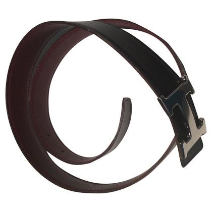 Hermès Belt with H-clasp