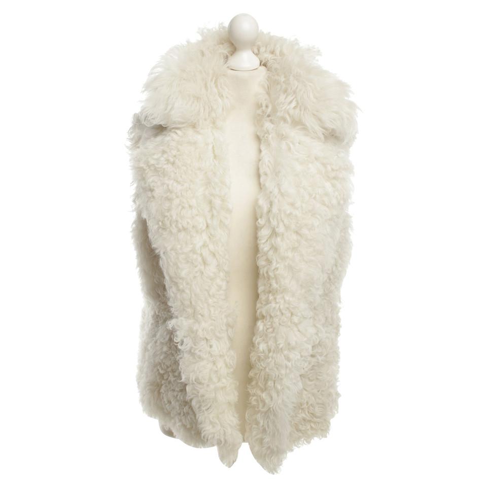 Marc Cain Sheepskin vest