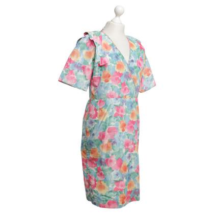 Emanuel Ungaro Vintage Kleid mit Blumenmuster