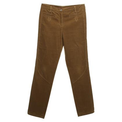 Aigner Pantaloni a Brown