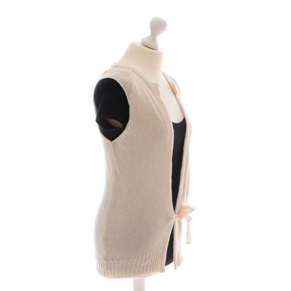 Isabel Marant Etoile Crème gekleurde trui vest