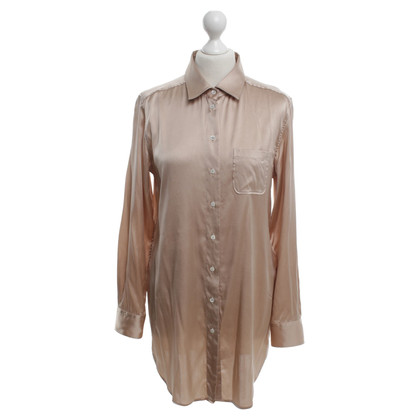 Van Laack Silk blouse in beige