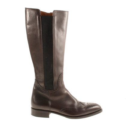 Ludwig Reiter Brown leather boots